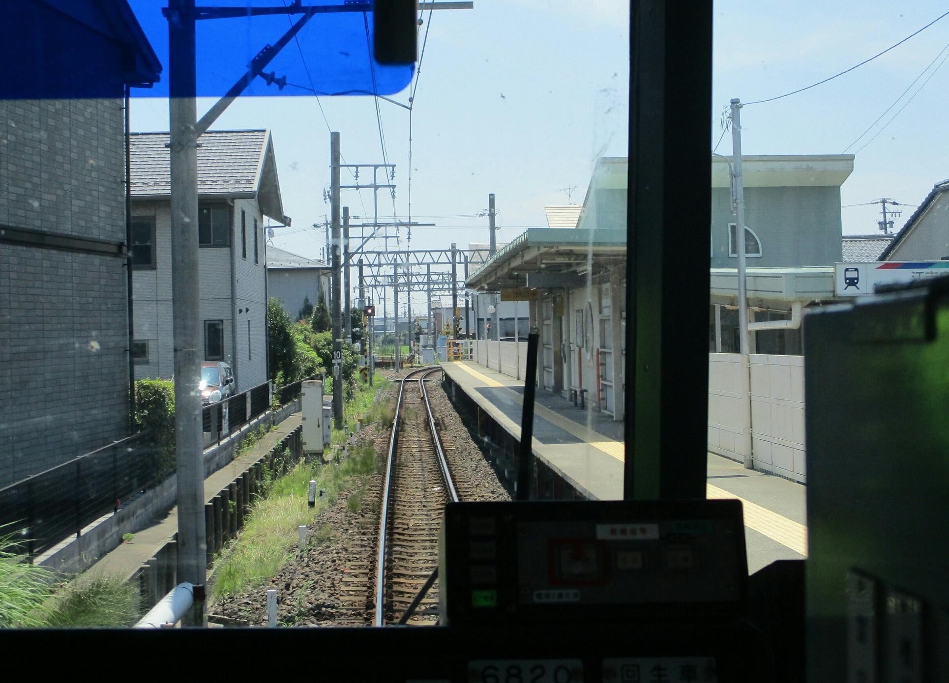 2018.7.18 (86) 新羽島いきふつう - 江吉良 1930-1390