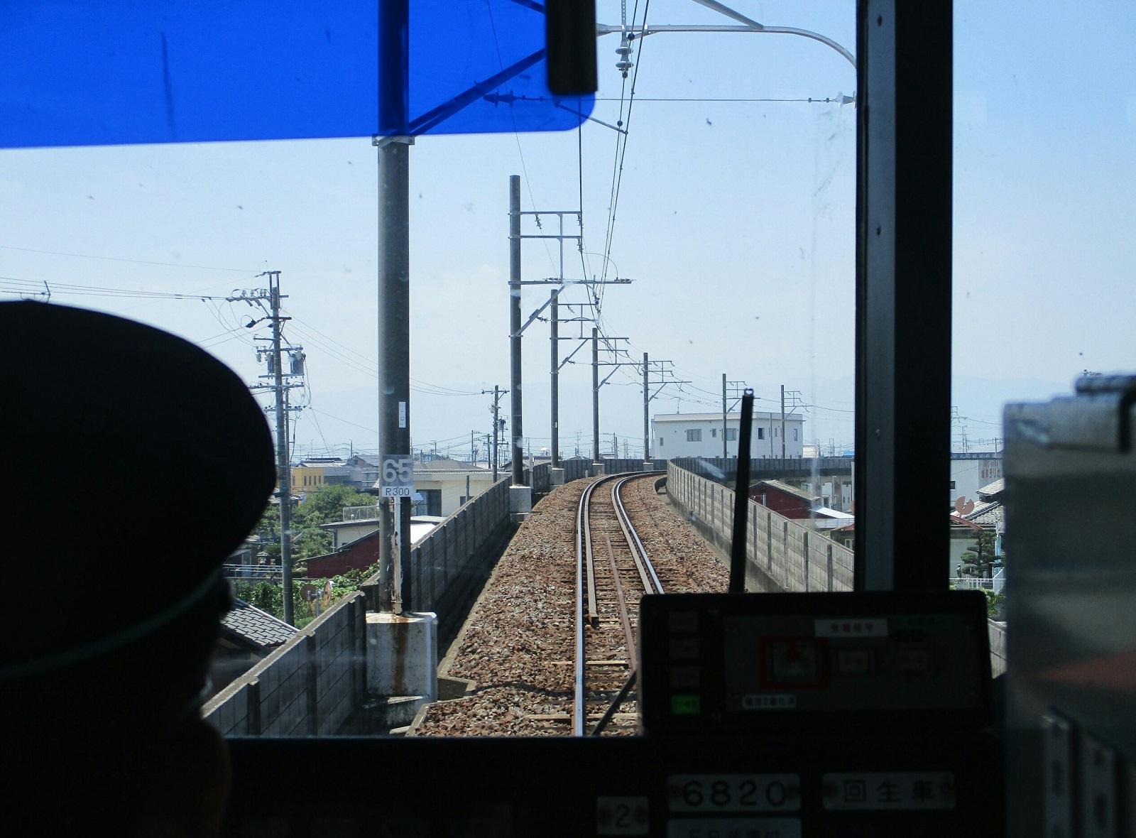 2018.7.18 (88) 新羽島いきふつう - 江吉良-新羽島間 1600-1180