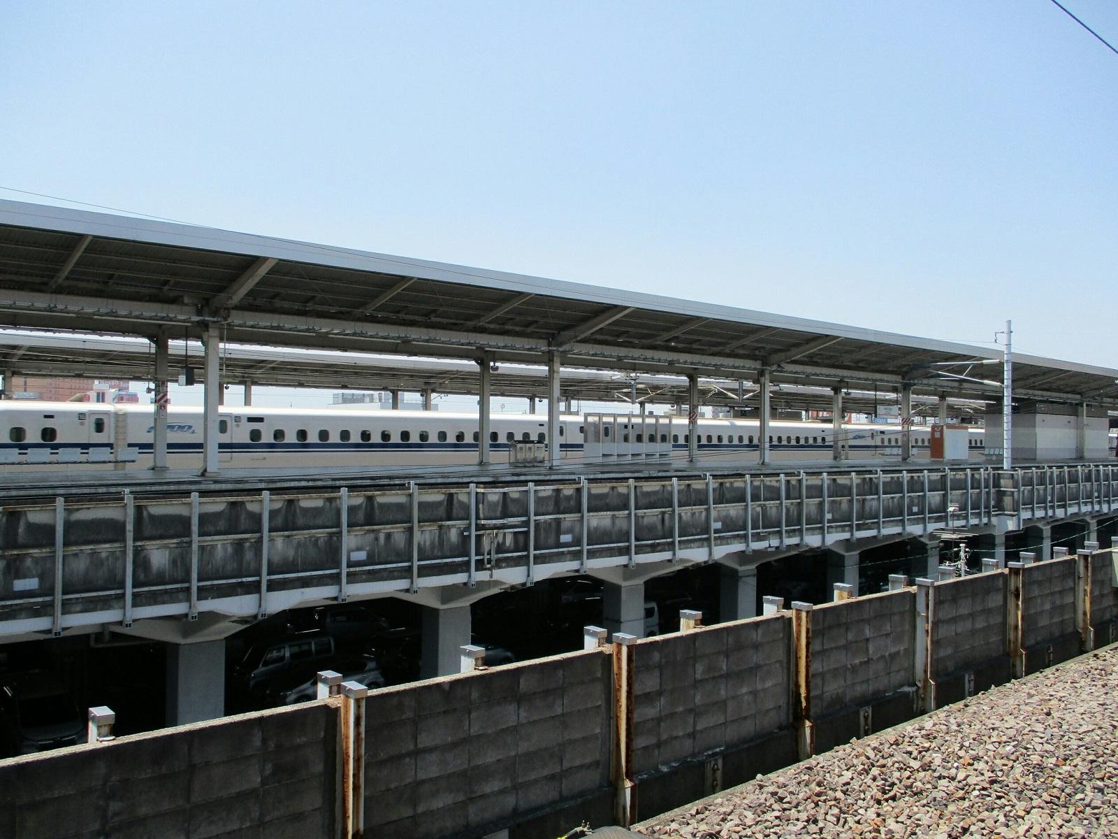 2018.7.18 (94) 新羽島 - ひがしいき新幹線電車 1600-1200