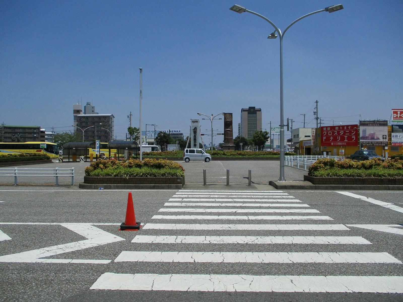 2018.7.18 (98) 岐阜羽島 - きたぐちロータリー 1600-1200