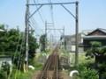 2018.7.18 (121) 笠松いきふつう - 逆川をわたる 2000-1500