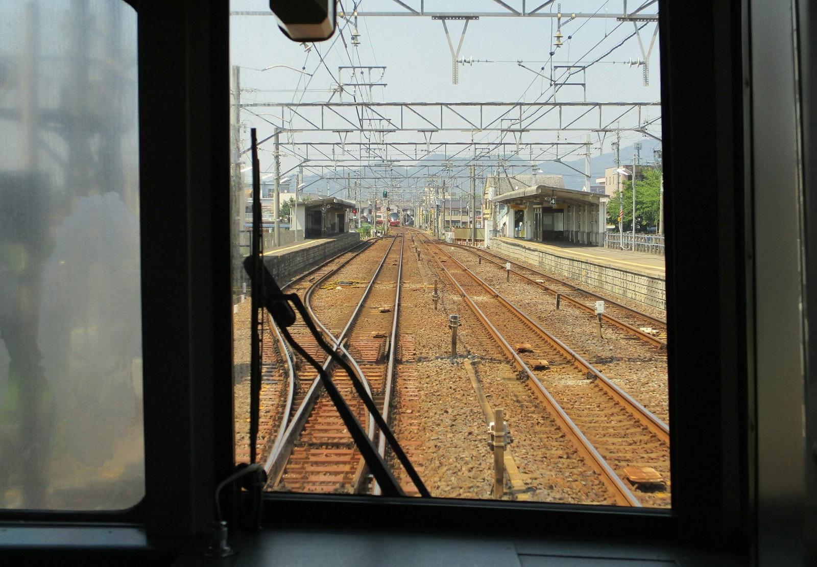 2018.7.18 (139) 岐阜いき特急 - 岐南 1600-1110
