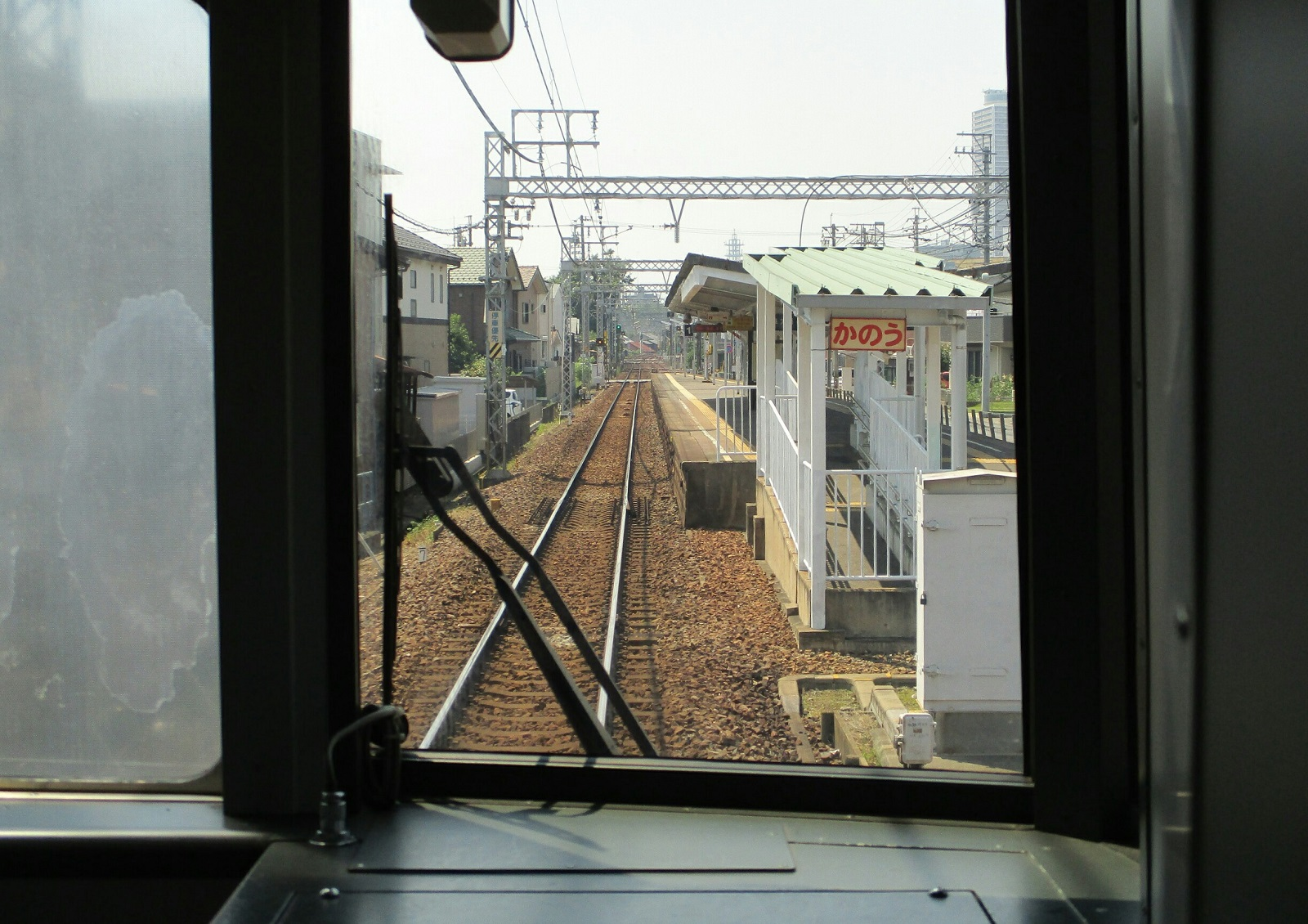 2018.7.18 (142) 岐阜いき特急 - 加納 1600-1130