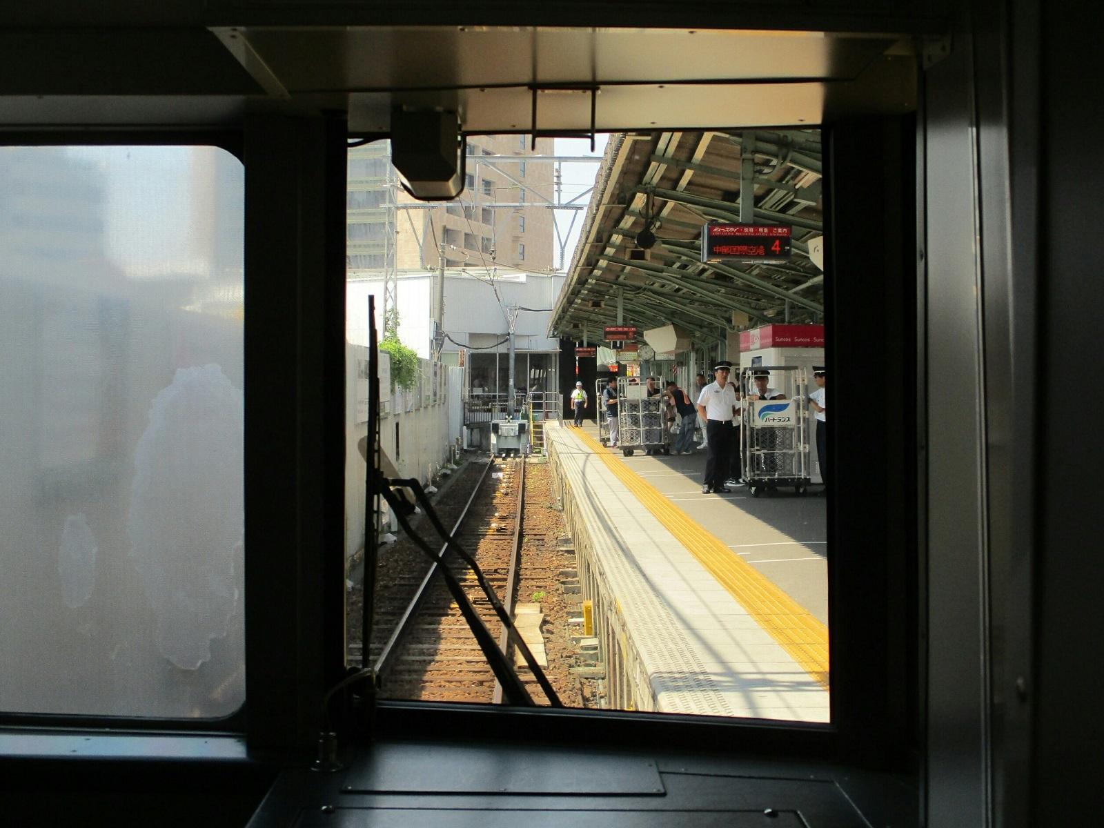 2018.7.18 (144) 岐阜いき特急 - 岐阜 1600-1200
