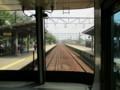 2018.7.19 (3) 東岡崎いきふつう - 岡崎公園前 1600-1200