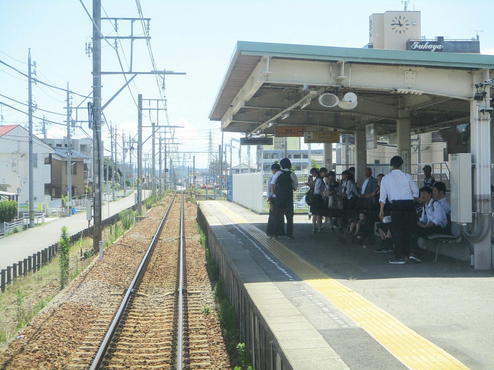 2018.7.20 (12) 西尾いきふつう - 桜町前 1600-1200