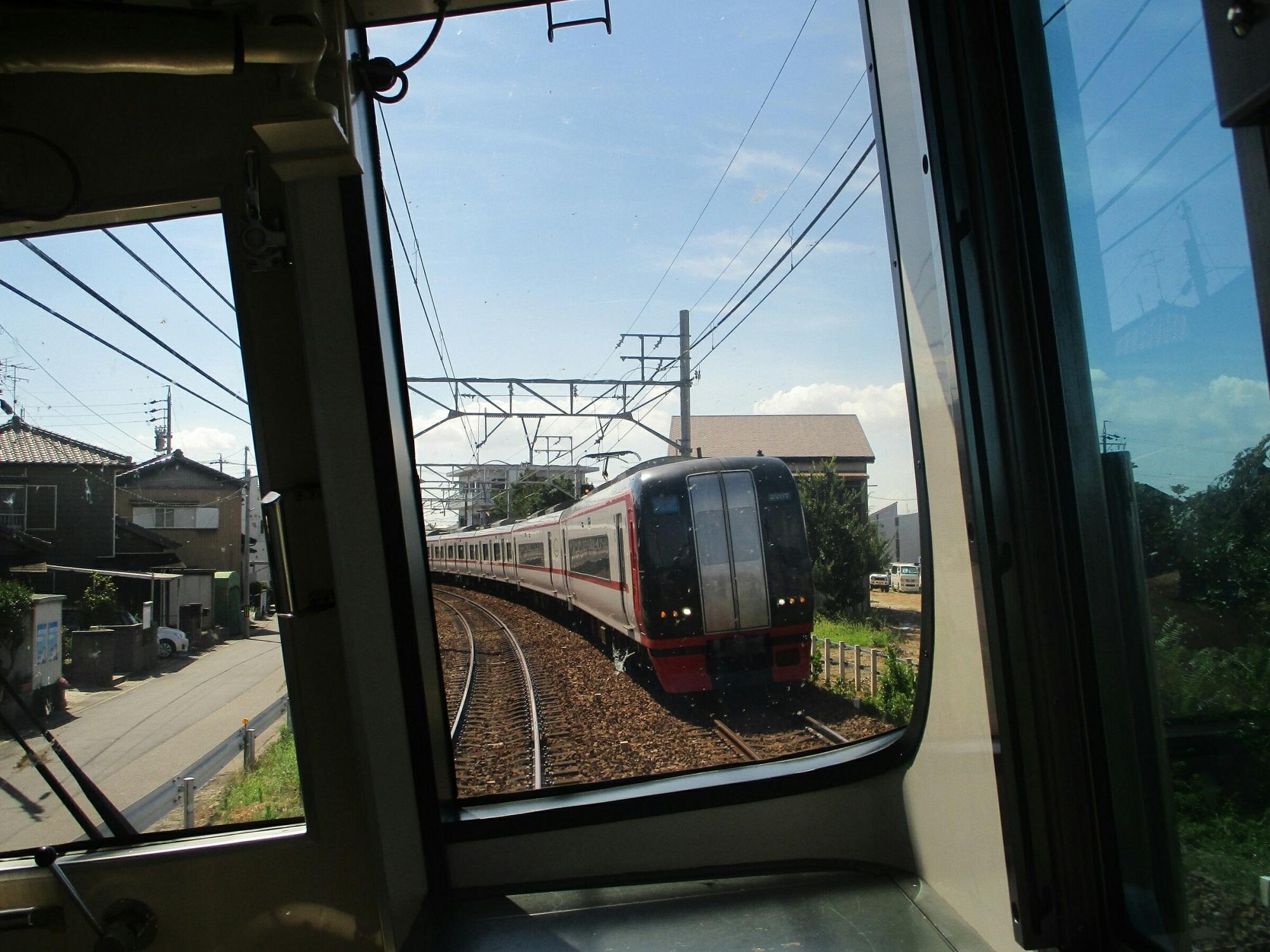 2018.7.21 (5) 一宮いき急行 - 牛田-知立間 2000-1500