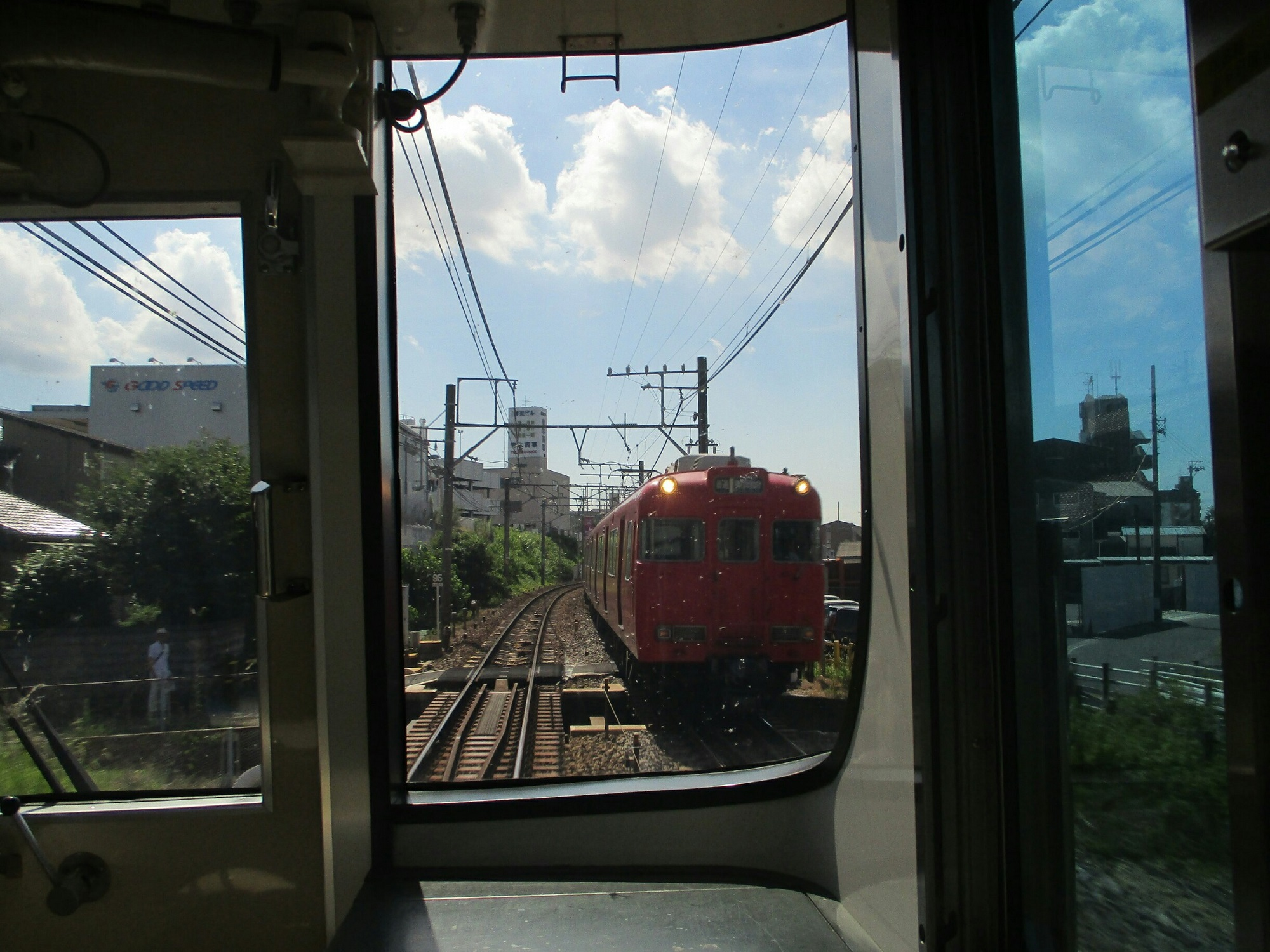 2018.7.21 (18) 一宮いき急行 - 有松-左京山間(東岡崎いきふつう) 2000-1500
