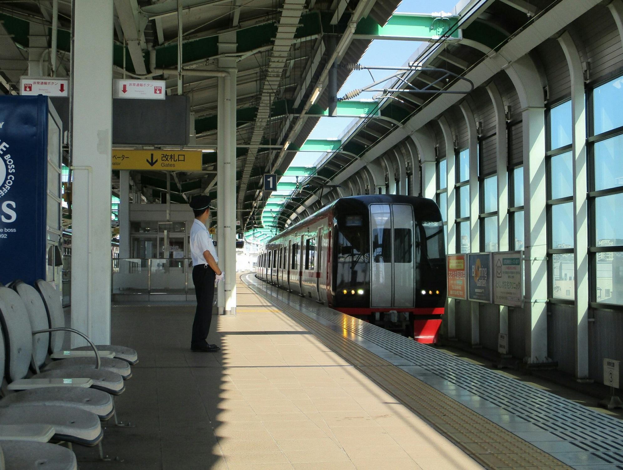 2018.7.21 (23) 鳴海 - 岐阜いき特急 1990-1500