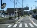 2018.7.21 (34) イオンモール大高いきバス - 市バスの平部(ひらぶ)バス停