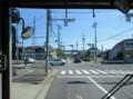 2018.7.21 (45) イオンモール大高いきバス - 瀬木川東交差点を左折 1180-880