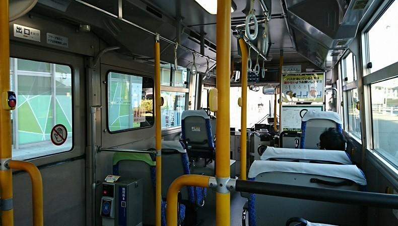 2018.7.21 (52い) 鳴海駅いきバス - 鳴海駅 790-450