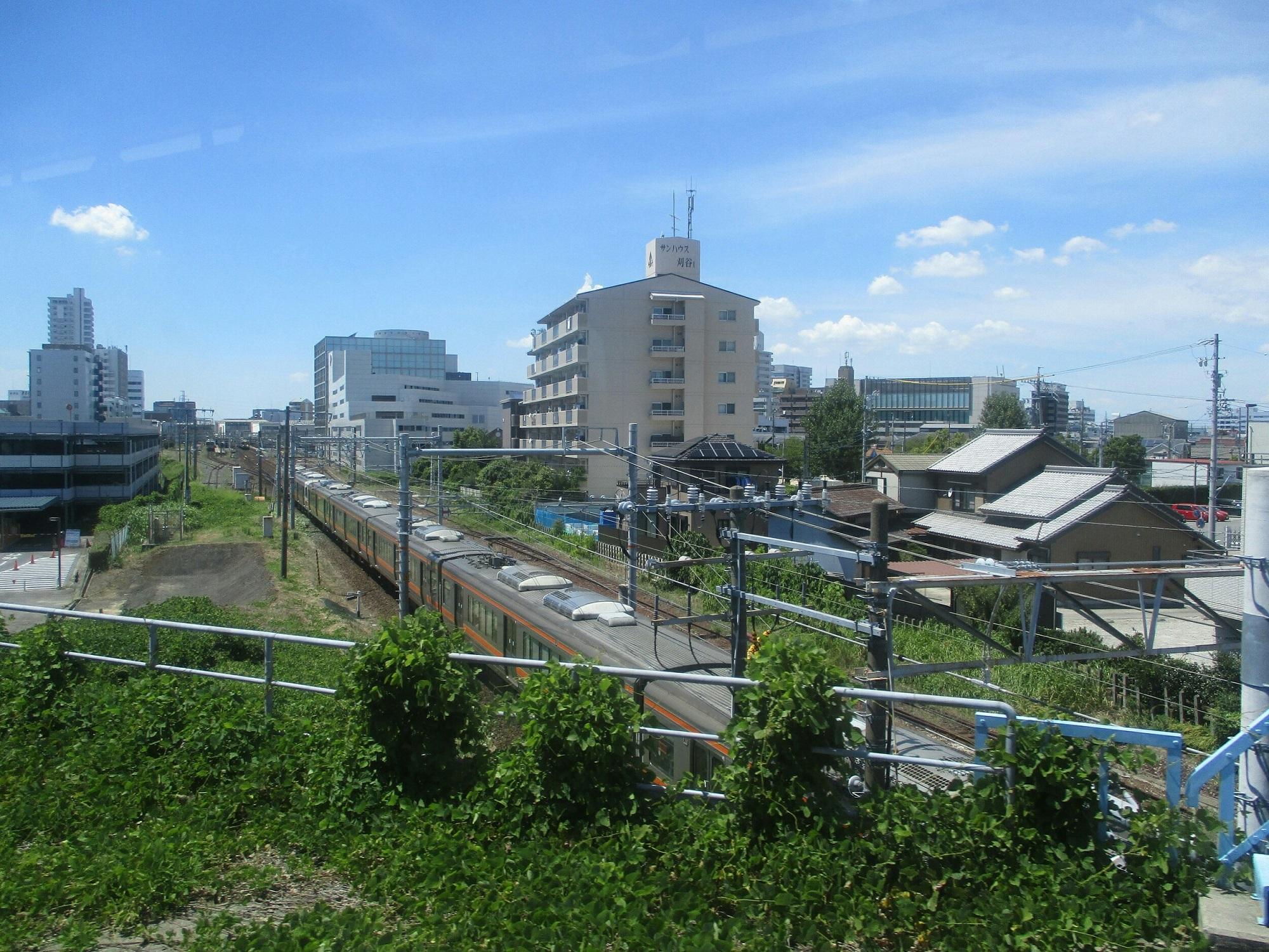 2018.7.22 (6) 碧南いきふつう - 東海道線ごえ 2000-1500