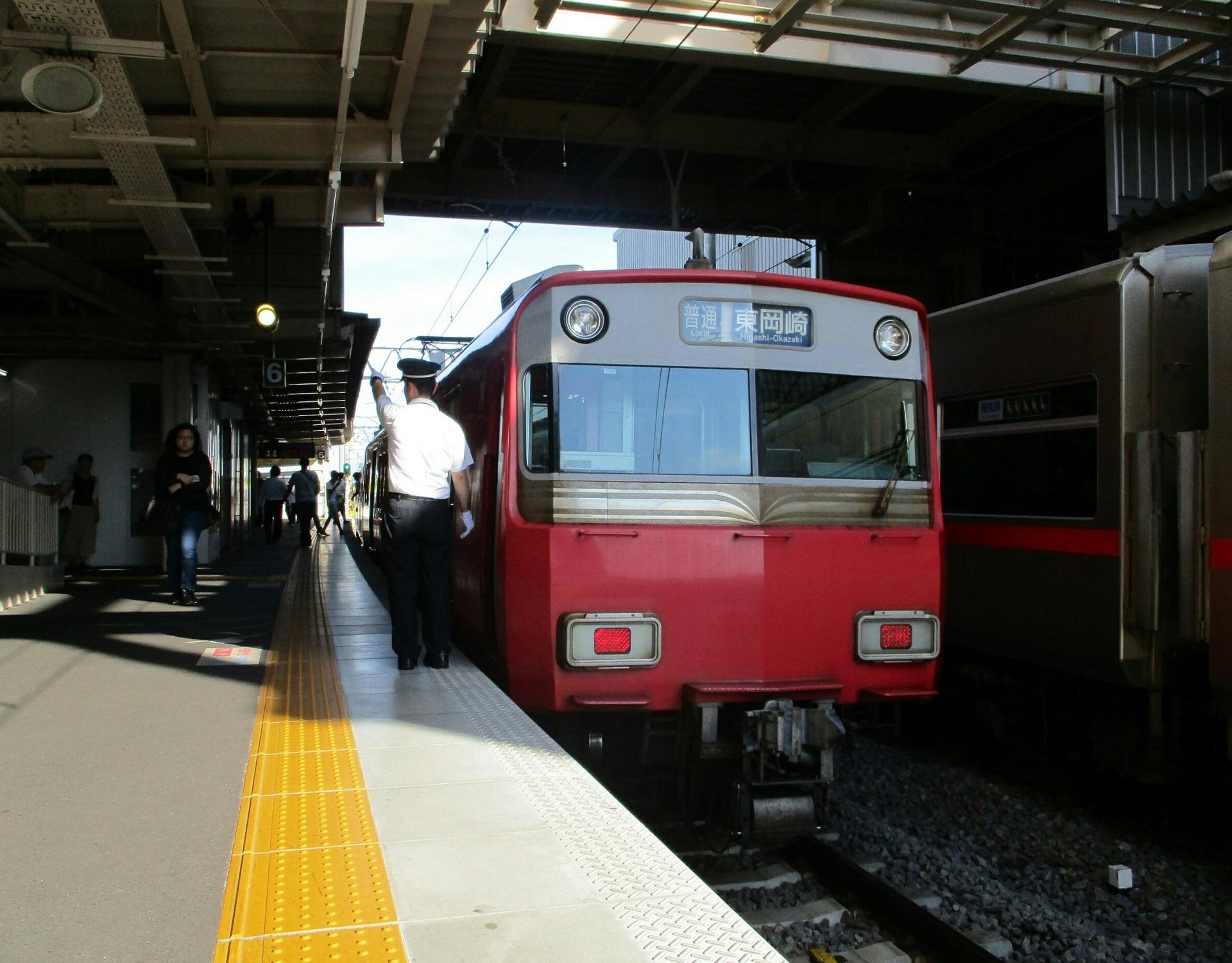 2018.7.22 (17) 知立 - 東岡崎いきふつう 1920-1500