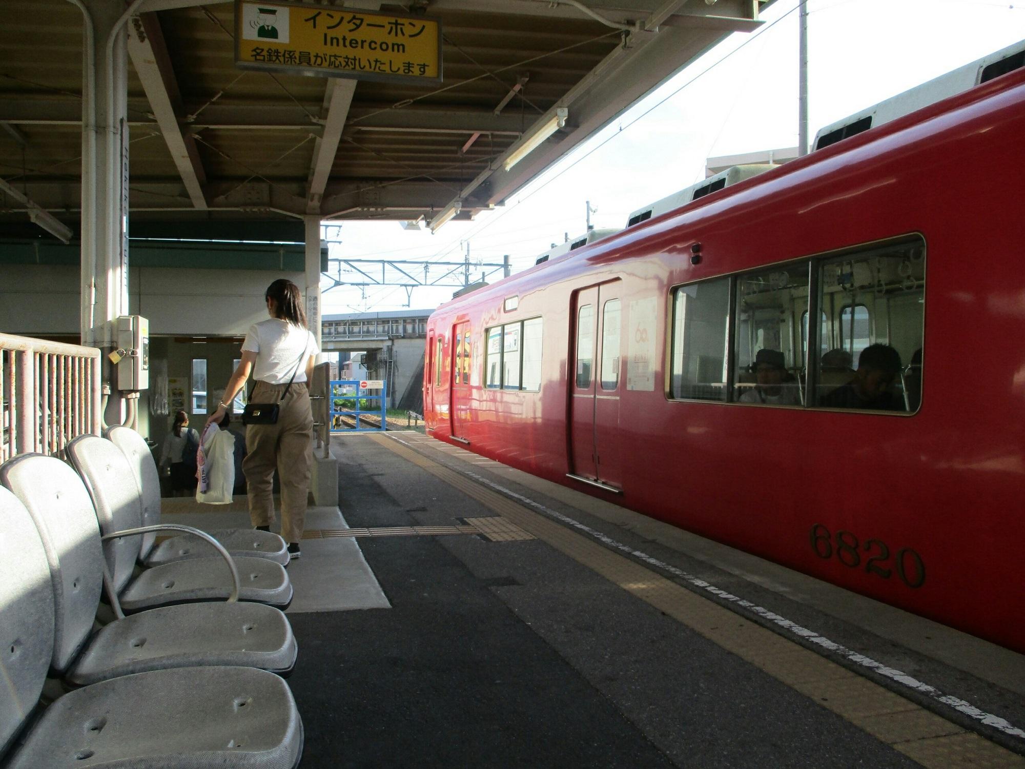 2018.7.22 (23) 古井 - 西尾いきふつう 2000-1500
