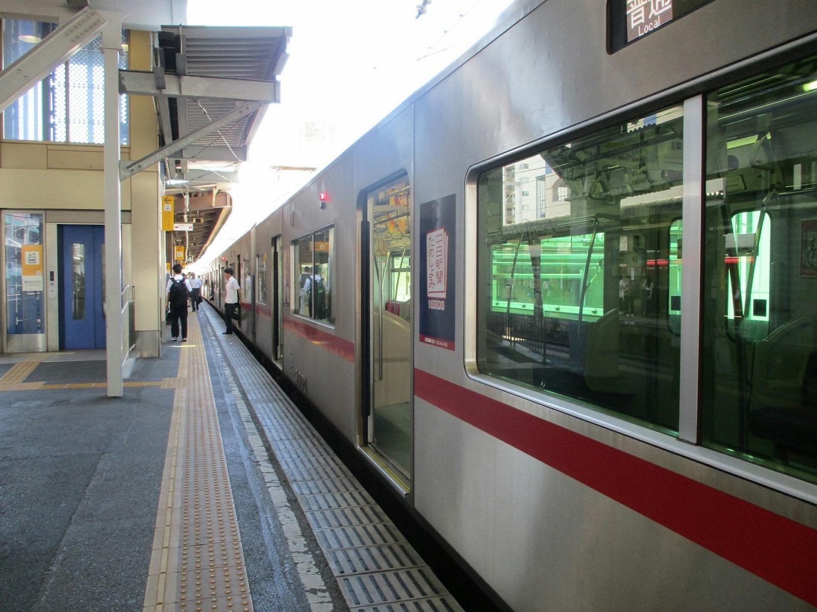 2018.7.23 (7) 東岡崎 - 東岡崎いきふつう 1600-1200
