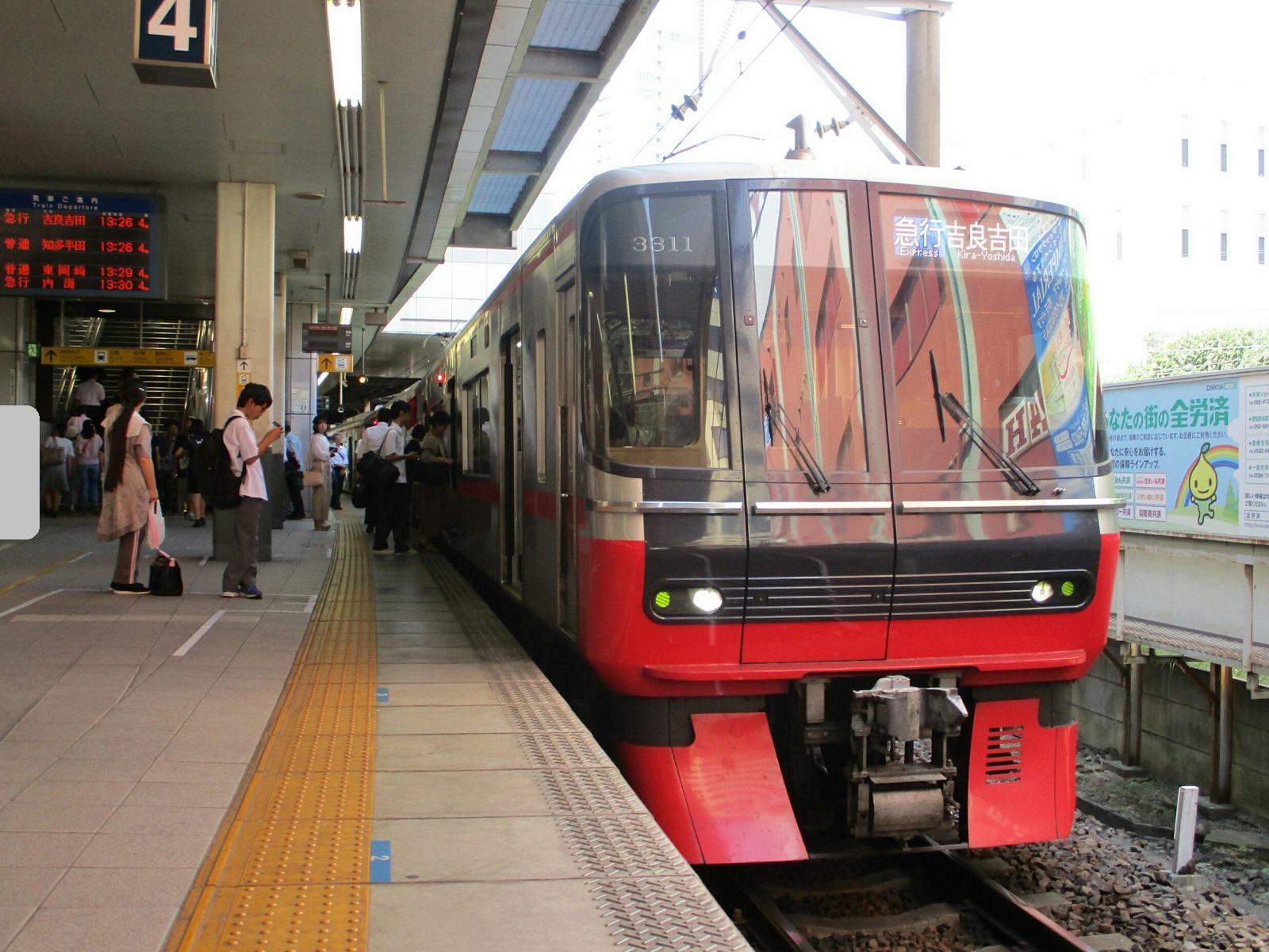 2018.7.24 (10) 金山 - 吉良吉田いき急行 1600-1200