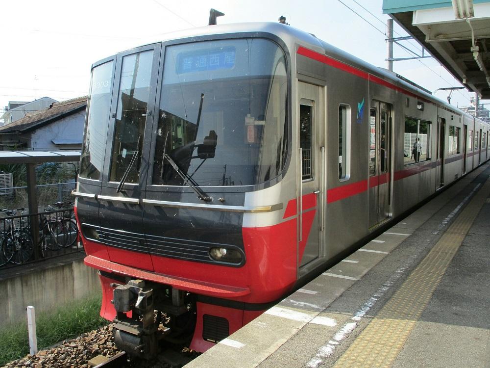 2018.7.24 (16) 古井 - 西尾いきふつう 1000-750