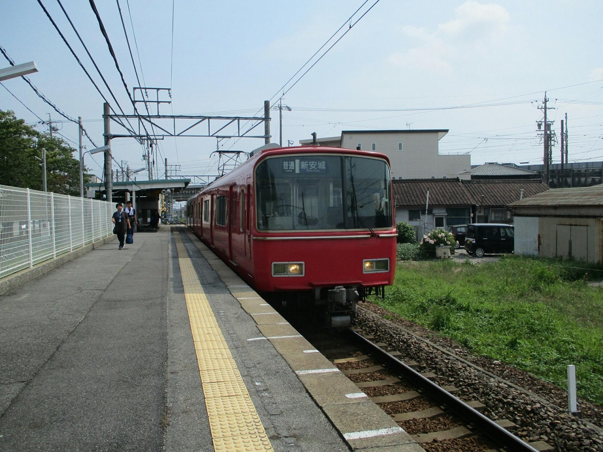 2018.7.25 (1) 古井 - しんあんじょういきふつう 2000-1500