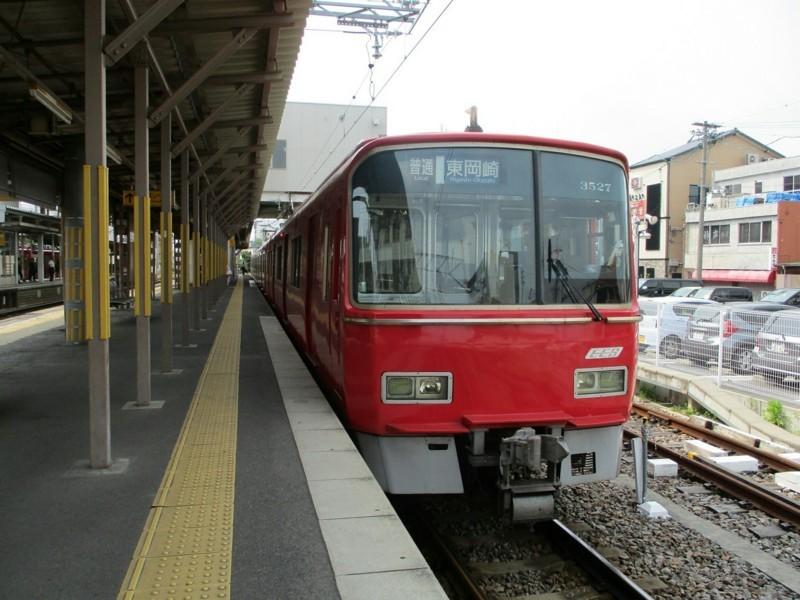 2018.7.25 (3) しんあんじょう - 東岡崎いきふつう 1600-1200