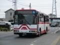 2018.7.25 (8) 矢作橋駅バス停 - 北野北口いきバス 2000-1500