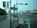 2018.7.25 (9) 北野北口いきバス - 矢作橋駅前交差点を左折 800-600