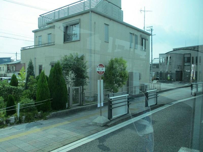 2018.7.25 (10) 北野北口いきバス - 矢作バス停 800-600