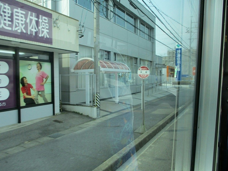 2018.7.25 (14) 北野北口いきバス - 大友バス停 800-600