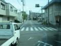 2018.7.25 (26) 市民病院いきバス - 日名南町交差点を右折 800-600
