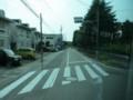 2018.7.25 (27) 市民病院いきバス - 日名本町北交差点を右折 800-600