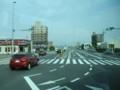 2018.7.25 (40) 市民病院いきバス - 矢作橋駅東交差点を右折 1000-750