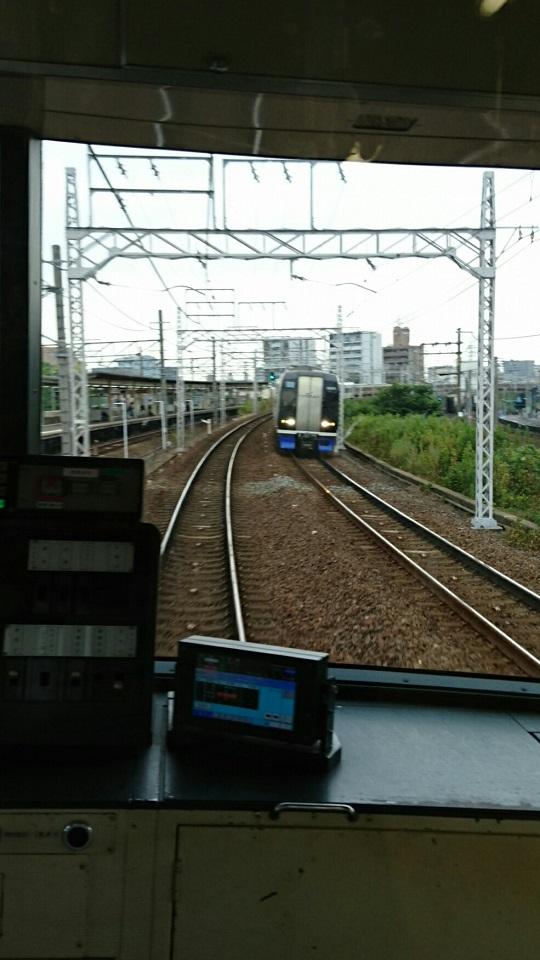 2018.7.27 (5) 須ヶ口いき特急 - 金山-山王間 540-960
