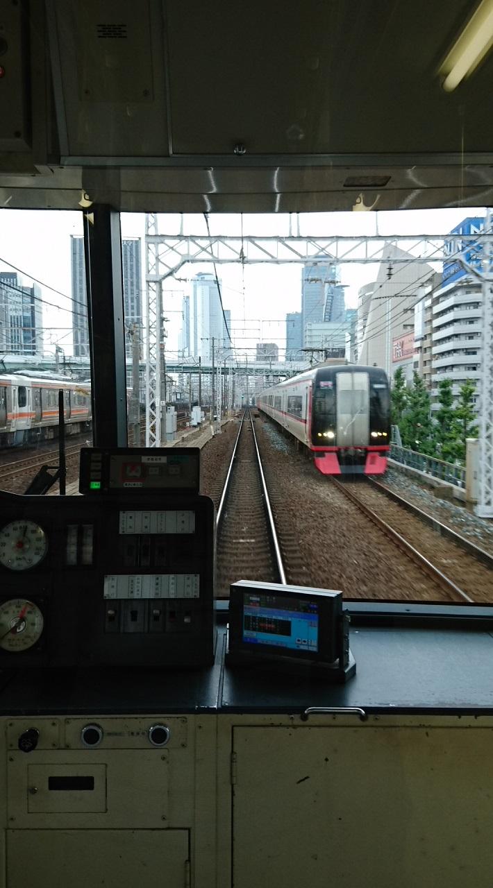 2018.7.27 (6) 須ヶ口いき特急 - 山王-名古屋間 710-1280