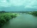 2018.7.29 (6) 東岡崎いきふつう - 矢作川をわたる 1200-900