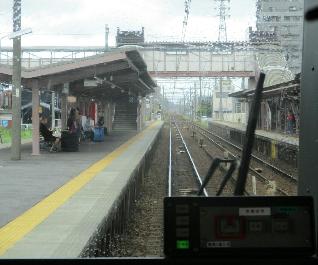2018.7.29 (16) 岐阜いき特急 - 矢作橋 1080-900
