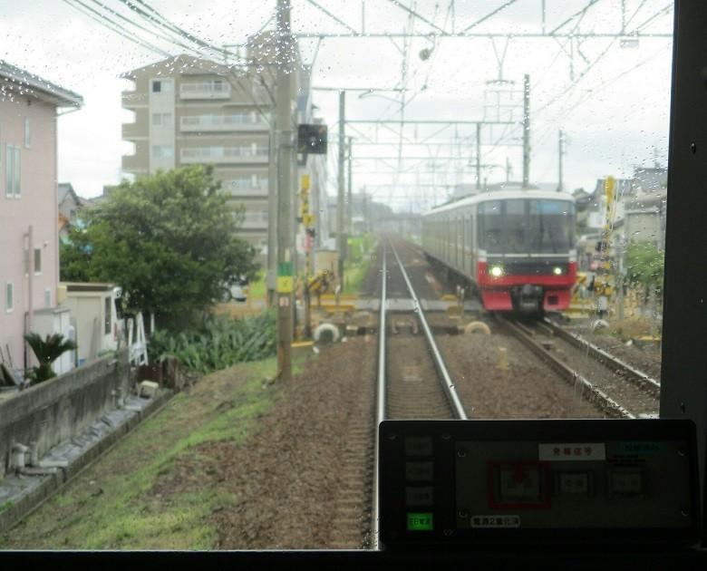 2018.7.29 (17) 岐阜いき特急 - 矢作橋-宇頭間(東岡崎いきふつう) 780-630