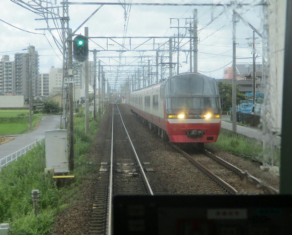 2018.7.29 (20) 岐阜いき特急 - 宇頭-しんあんじょう間(豊橋いき快速特急) 930-750