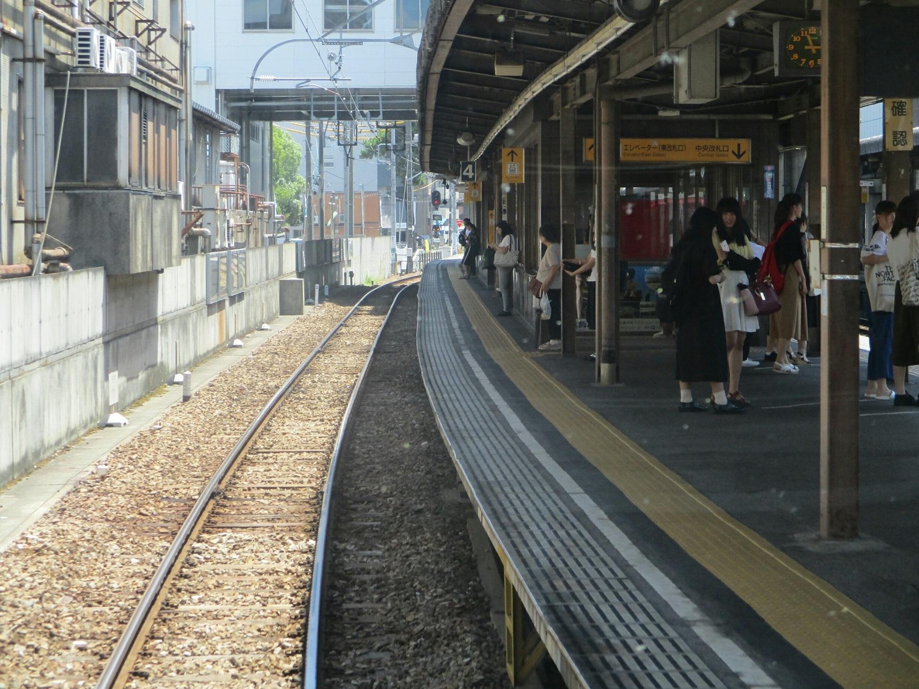 2018.7.31 (11) 東岡崎いきふつう - 東岡崎 1800-1350