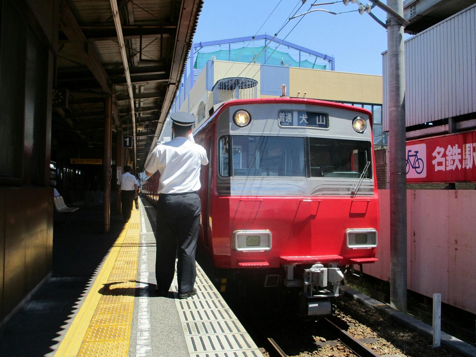 2018.7.31 (16) 東岡崎 - 犬山いきふつう 1600-1200