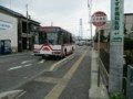 2018.8.7 (25) 矢作橋駅バス停 - 西岡崎駅いきバス 1600-1200