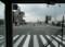 2018.8.7 (28) 西岡崎駅いきバス - 矢作橋駅東交差点を右折 1200-850