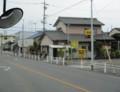 2018.8.7 (31) 西岡崎駅いきバス - 矢作橋駅口バス停(みなみ) 1340-1030