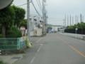 2018.8.7 (33) 西岡崎駅いきバス - 東レ前バス停 1200-900