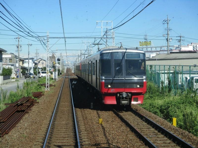 2018.8.9 (5) 須ヶ口いき特急 - しんあんじょう-牛田間(不明) 2000-1500