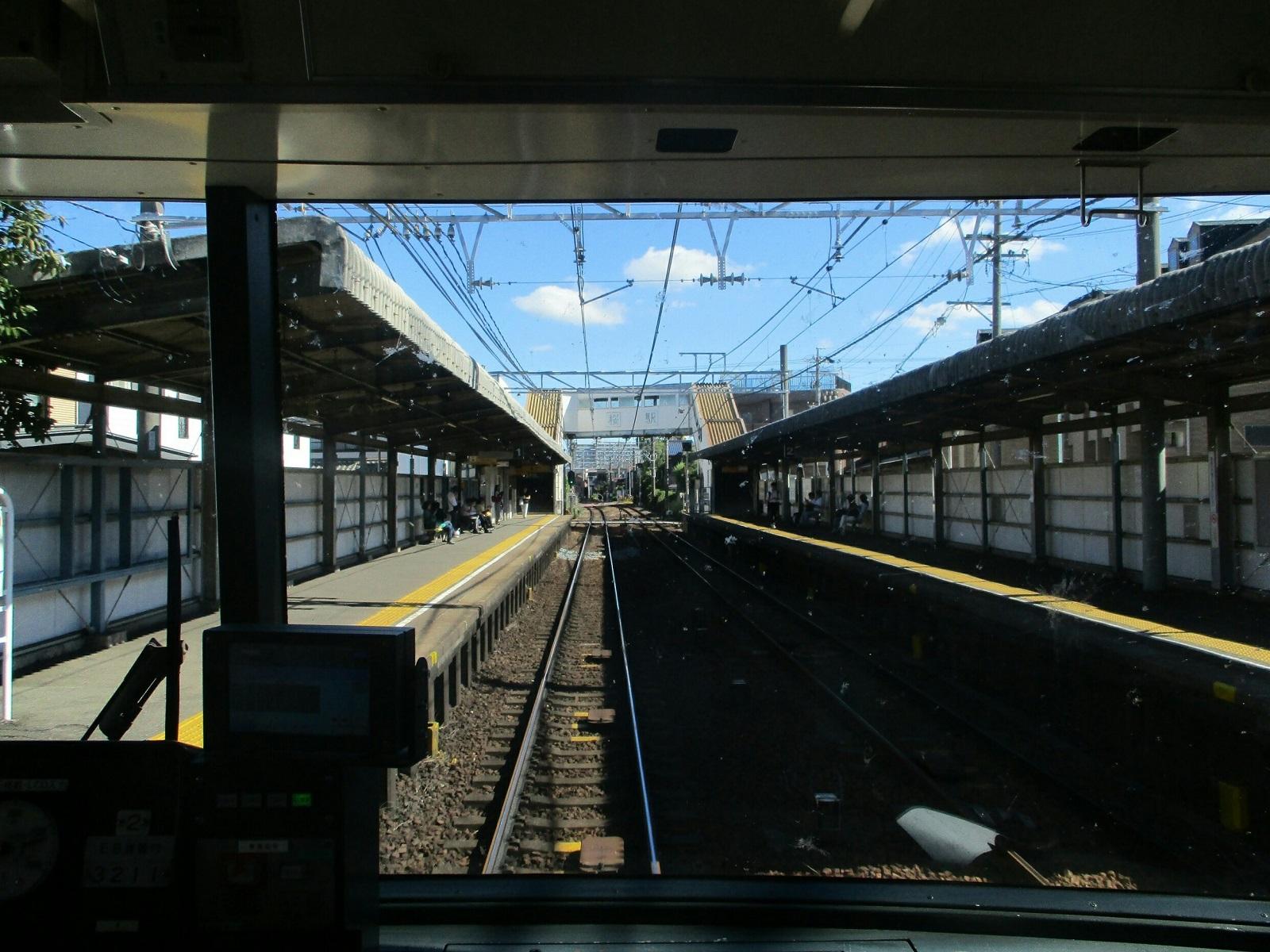2018.8.9 (25) 須ヶ口いき特急 - 桜 1600-1200