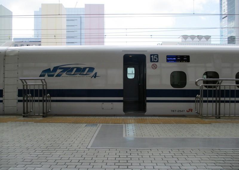 2018.8.10 (19) 静岡 - 東京いきこだま 1600-1140