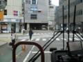 2018.8.10 (25) 静鉄バス - 伝馬町交差点 1800-1350