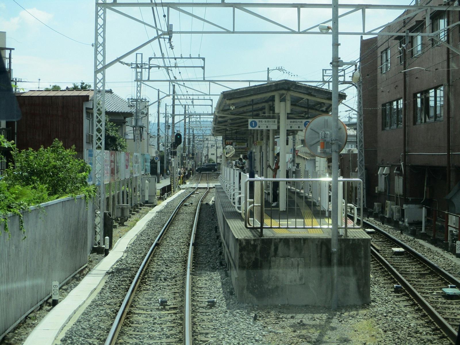 2018.8.10 (44) 新清水いきふつう - 音羽町 1600-1200