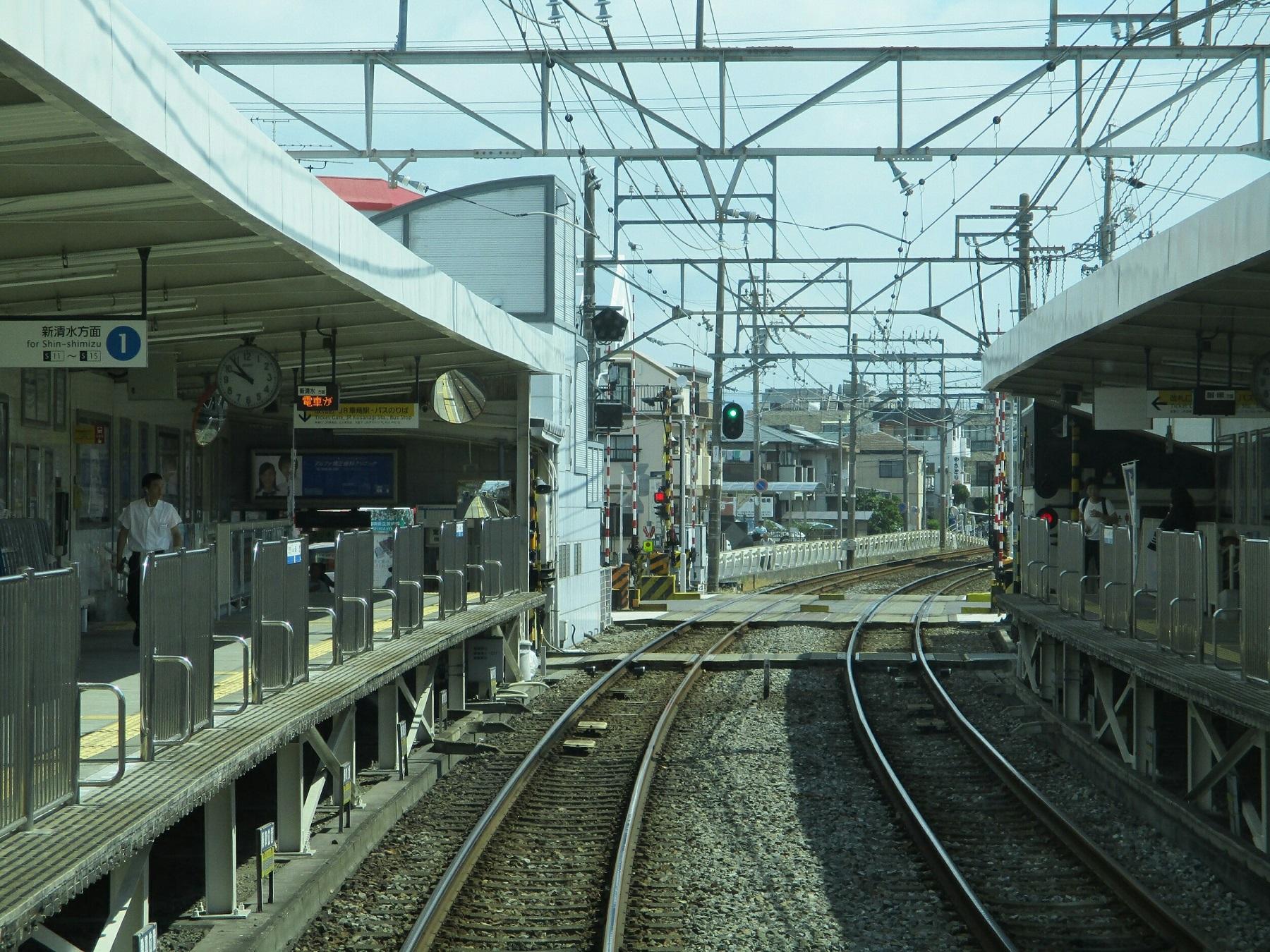 2018.8.10 (61) 新清水いきふつう - 草薙 1800-1350