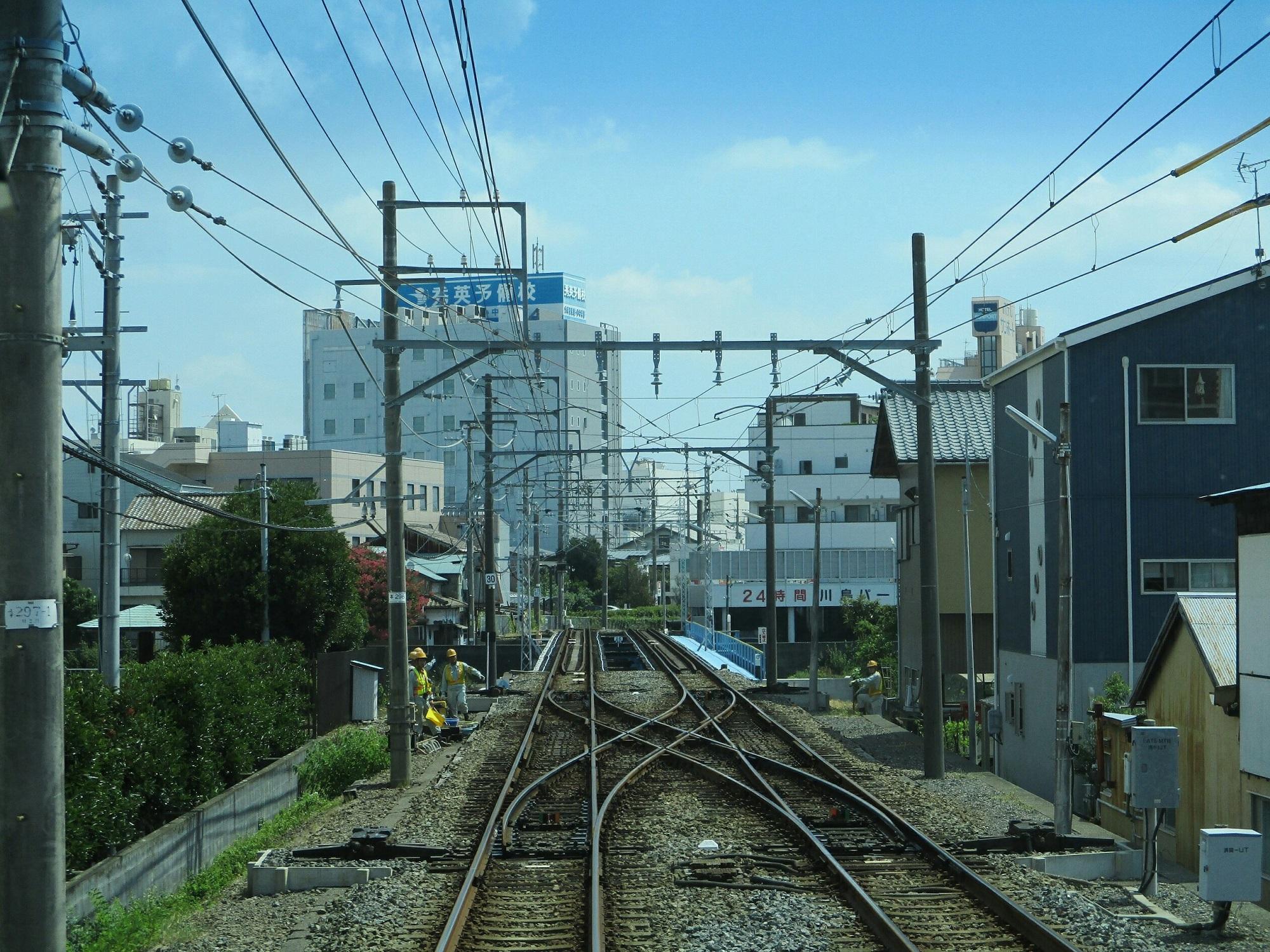 2018.8.10 (78) 新清水いきふつう - 入江岡-新清水間 2000-1500